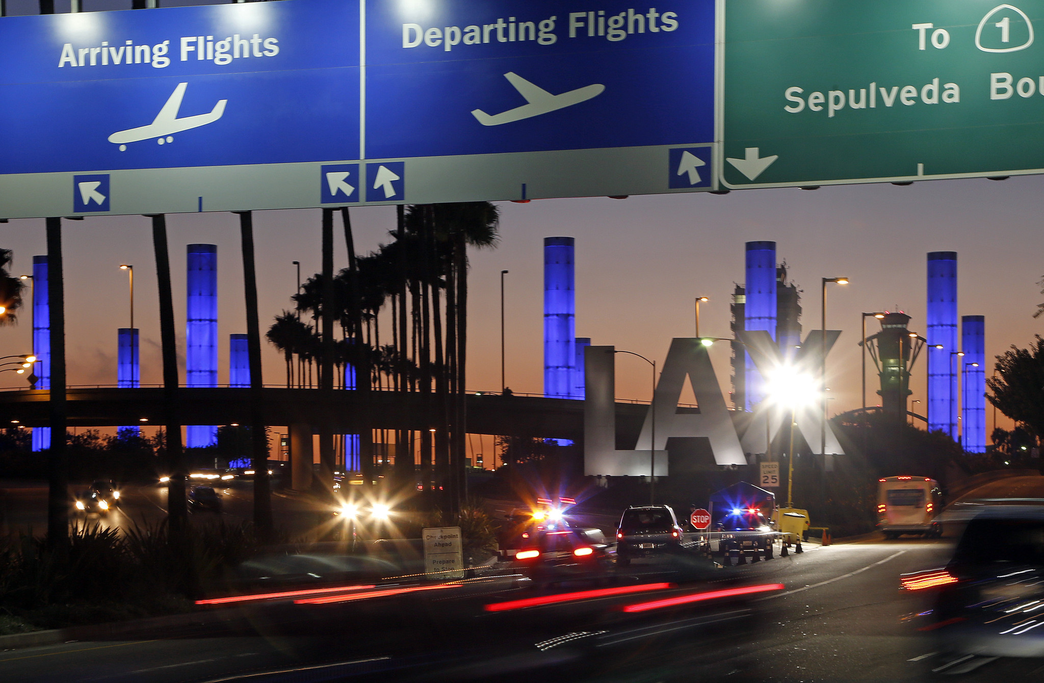 meet and assist lax airport