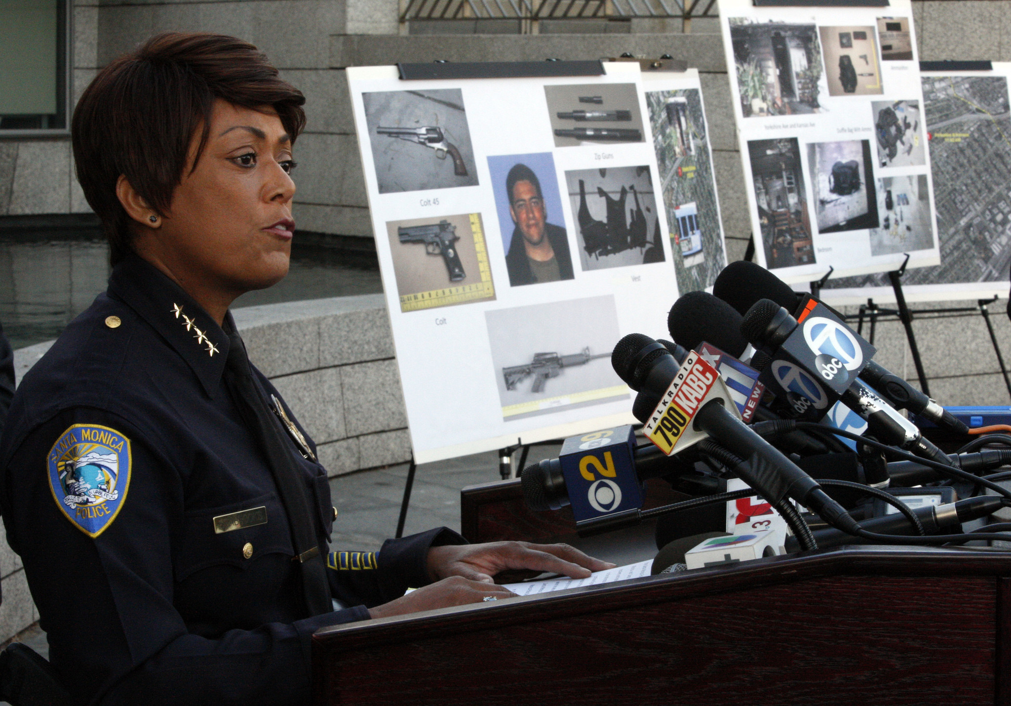 Santa Monica Police Chief Jacqueline Seabrooks on Immigration Enforcement