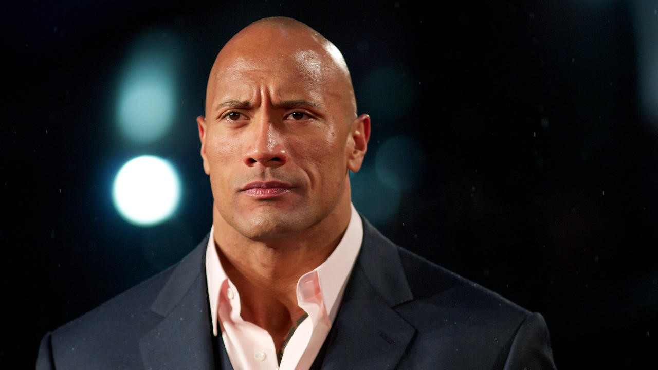 My Name Is Dwayne Johnson Not