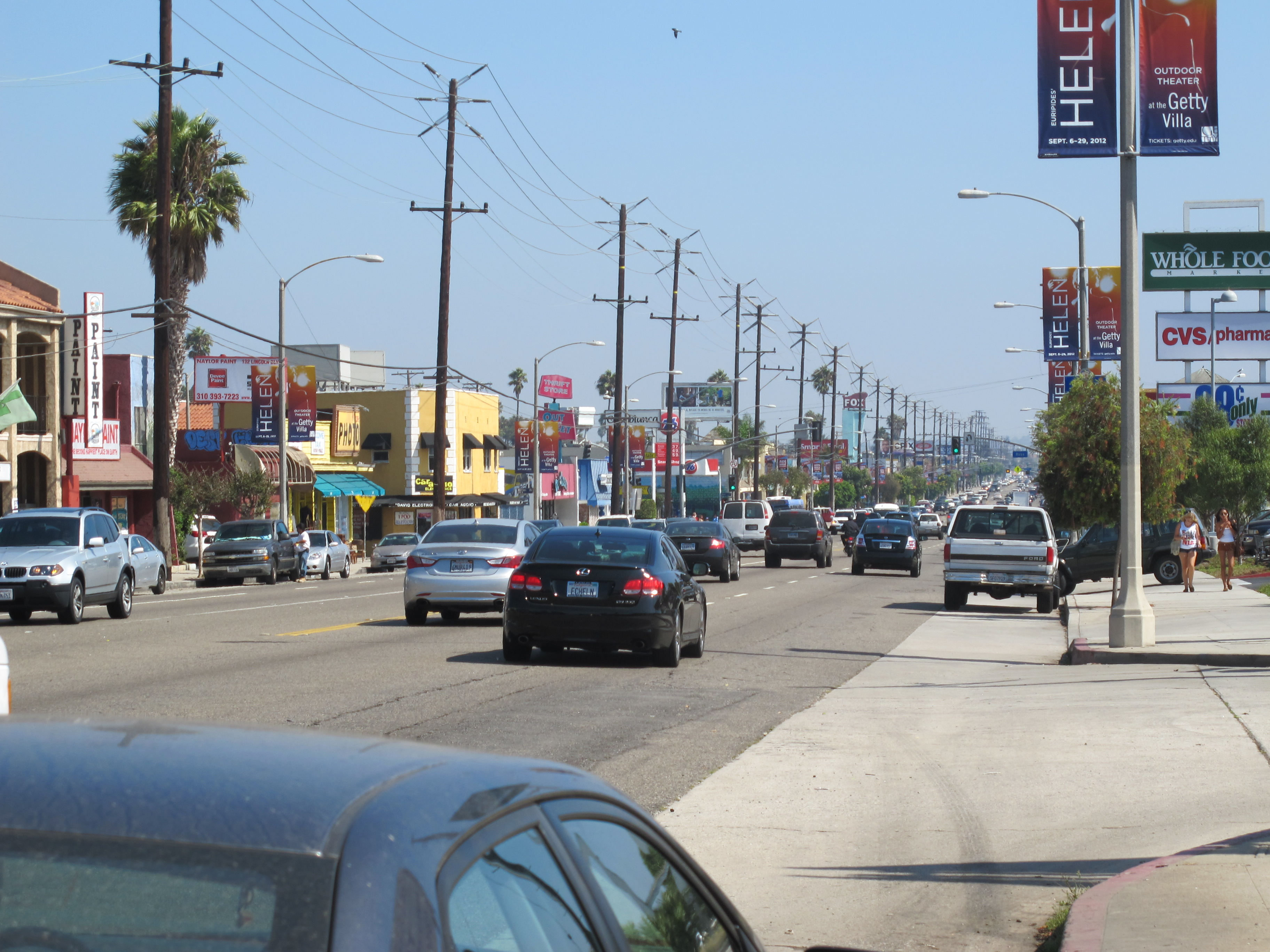 New residential spaces planned for lincoln boulevard for Malibu motors santa monica