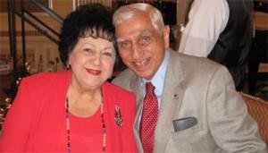 Louise and Bob Gabriel.