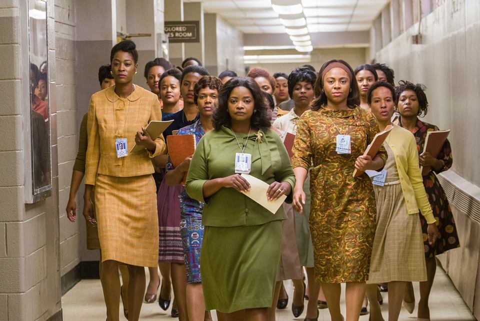 Hidden figures rogue one top box office canyon news for Bureau of the hidden ones