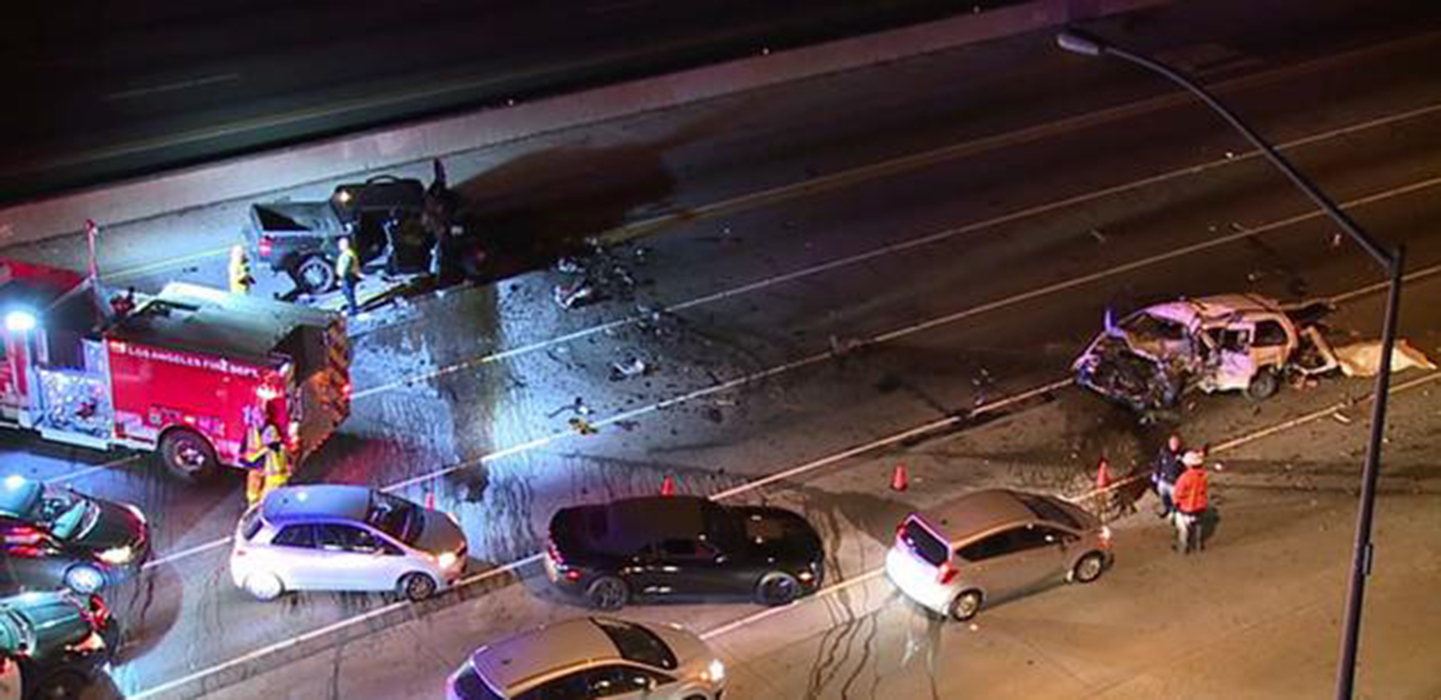 Brothers Killed On 405 Freeway By Wrong Way Driver