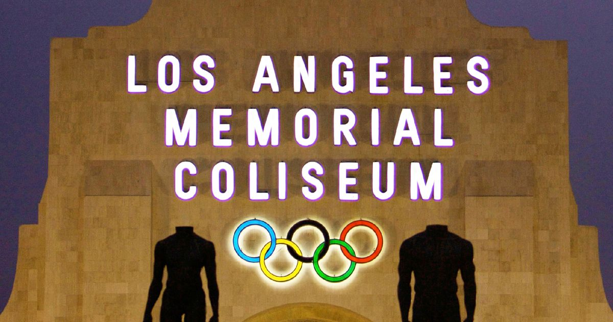 los angeles paris vie to host 2024 summer olympics canyon news. Black Bedroom Furniture Sets. Home Design Ideas