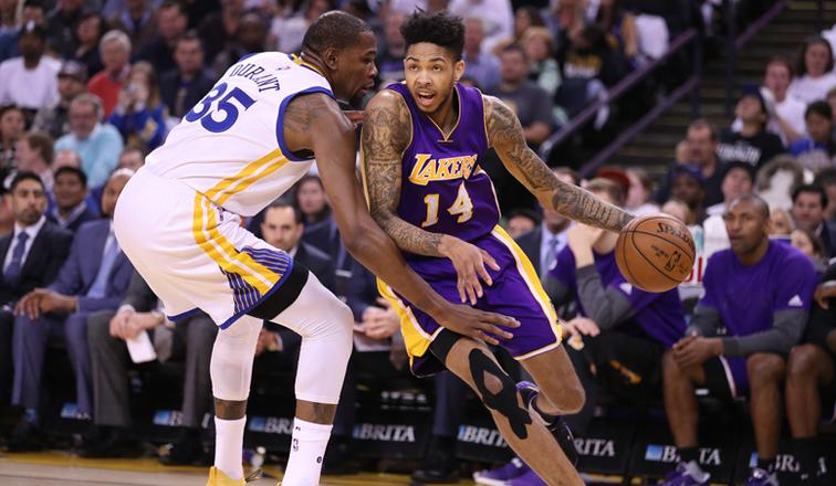 Lakers Win Streak Snapped By Warriors In Season Finale ...