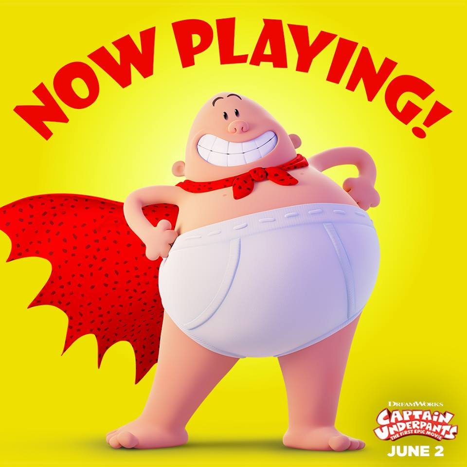 This is a photo of Revered Captain Underpants Pictures