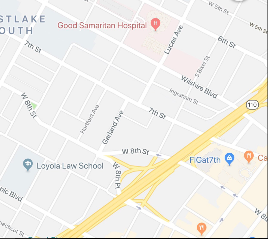Police Officer Shot In Downtown Los Angeles - Canyon News