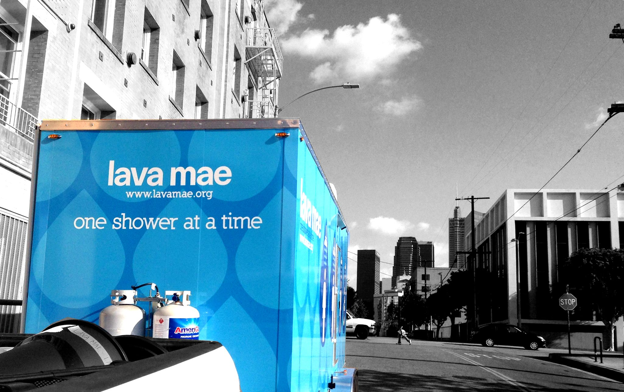 Lava Mae Expands Showers For Homeless - Canyon News