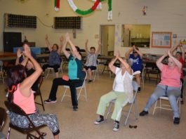 Free wellness classes for senior citizens