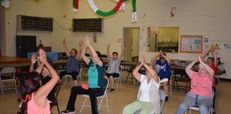 Free wellness classes for senior citizens
