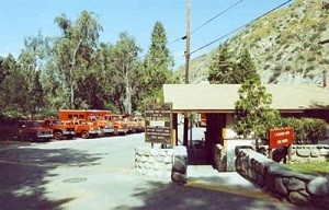 Inmate fire fighting camp. Photo courtesy of L.A. County Fire.
