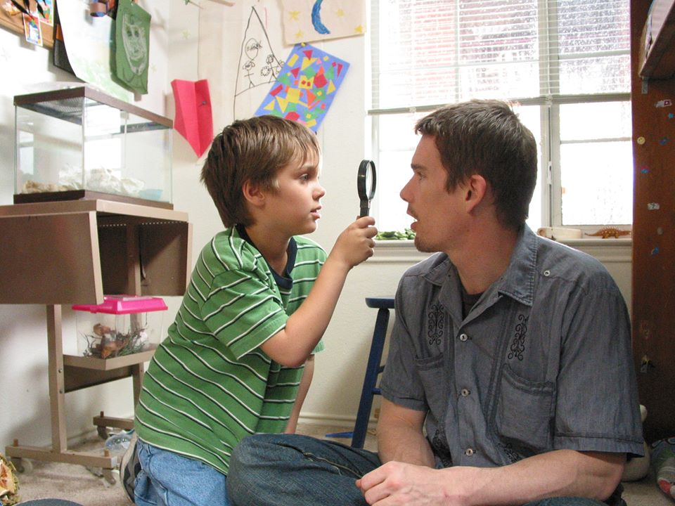 """""""Boyhood"""" was victorious for the award for Best Motion Picture-Drama."""