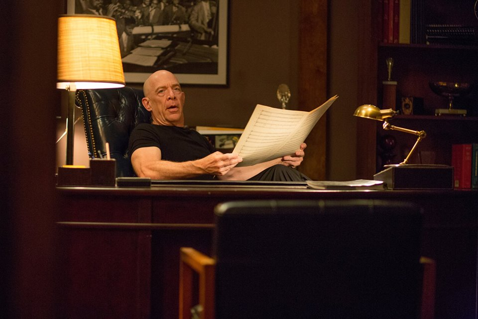 """J.K. Simmons won for Supporting Actor for his role in """"Whiplash."""""""