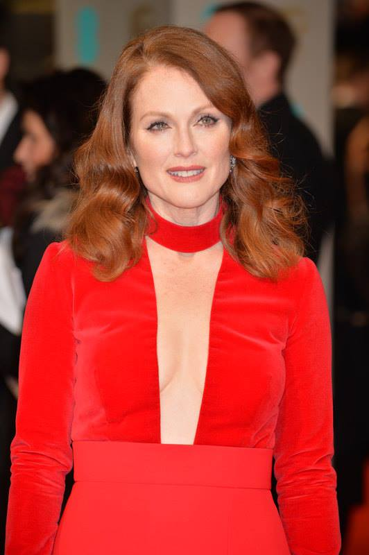 """Julianne Moore won for Lead Actress for her role in """"Still Alice."""""""