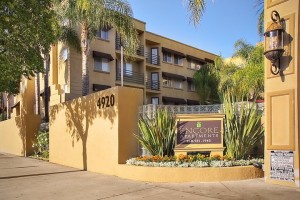The news reporter was arrested on Dec. 3 at the Encore Apartments complex in Sherman Oaks.