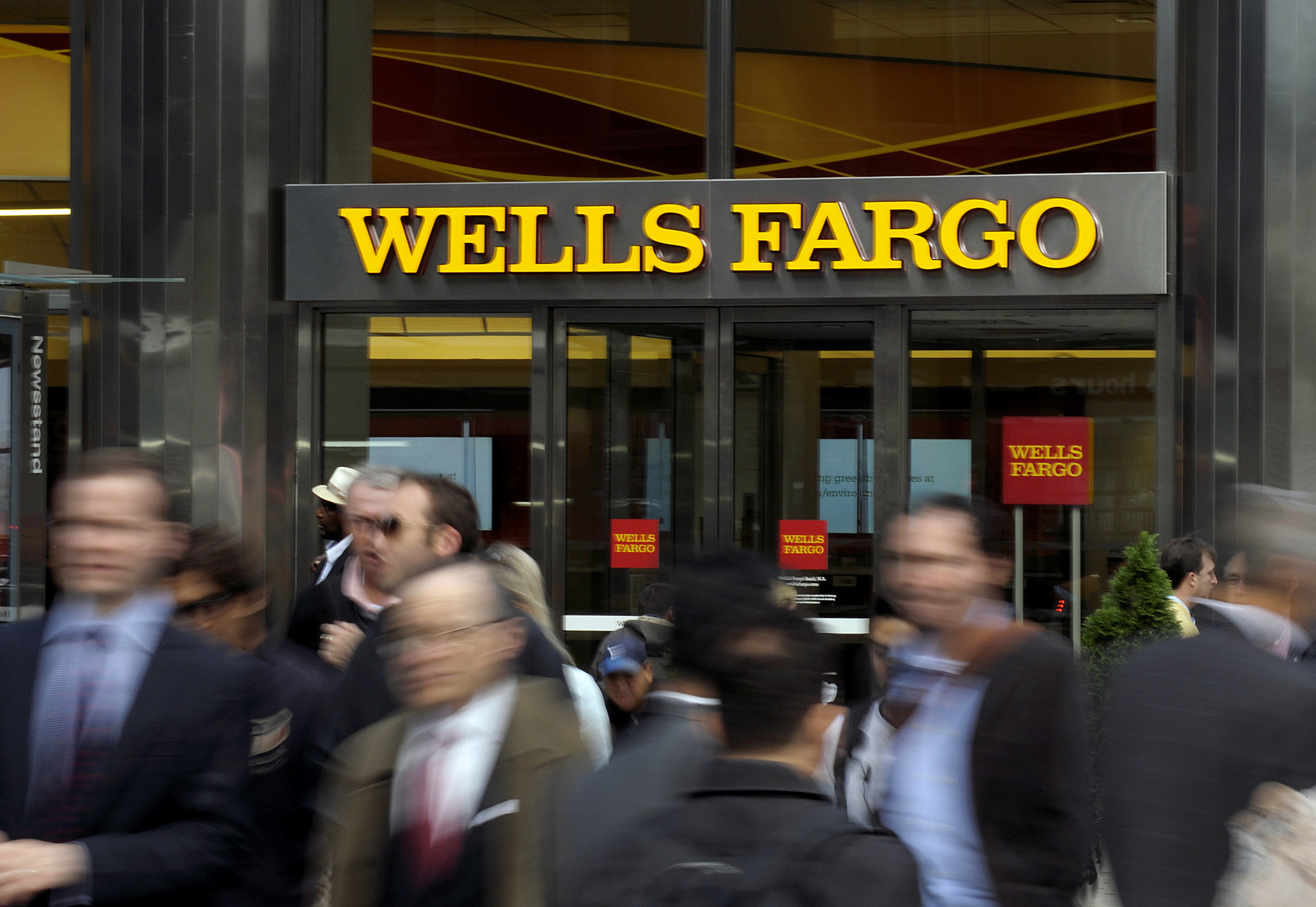 City of Los Angeles Sues Wells Fargo