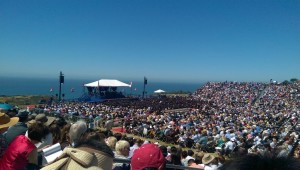 Graduation at Pepperdine's Seaver College took place on May 2.