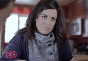 Katie Lewis explains how she used Cedar Sinai tele-consult service