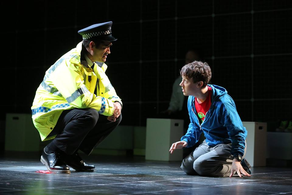 """The Curious Incident of the Incident of the Dog in the Night-Time"" won the Tony award for Best Play."