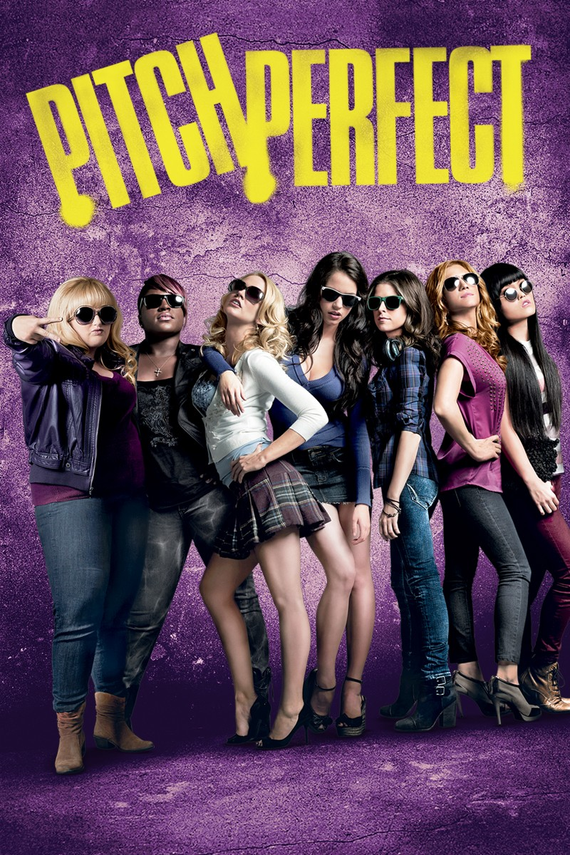 """June 17, the Santa Monica Public Library will host a free screening of """"Pitch Perfect"""" (2012) at its Pico branch"""