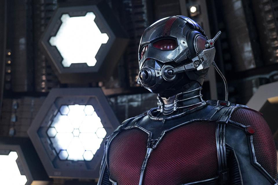 """""""Ant-Man"""" ruled the box-office this past weekend."""