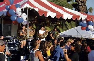 Live Music. Photo Courtesy SMPD