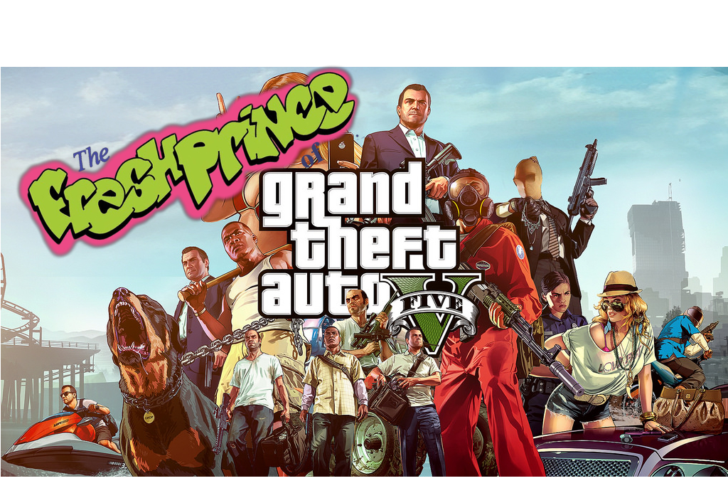 """Youtube Merfish has added another cover of """"The Fresh Prince of Bel-Air"""" to the craze sweeping the internet, this time with a GTA twist"""