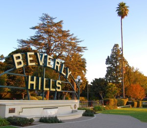 The Beverly Hills Homeowners Association claims that the addition of bike lanes along North Santa Monica Blvd would take up valuable park space.