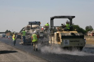 Crews will begin repaving the 101 northbound on Monday.