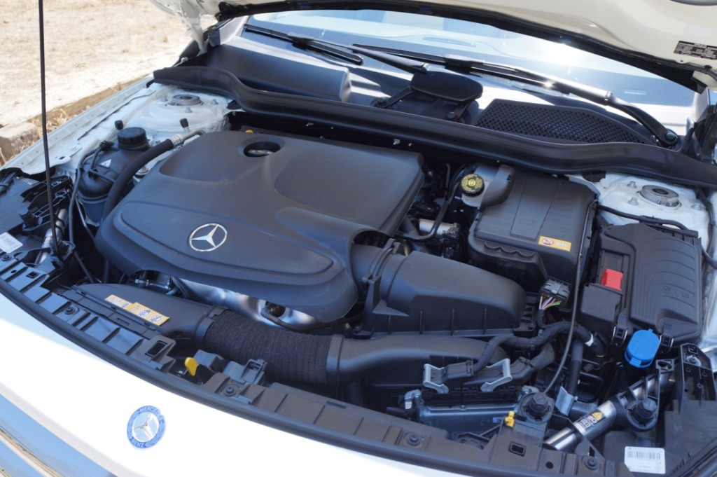 Mercedes-Benz 2-Liter Direct Injection Turbo