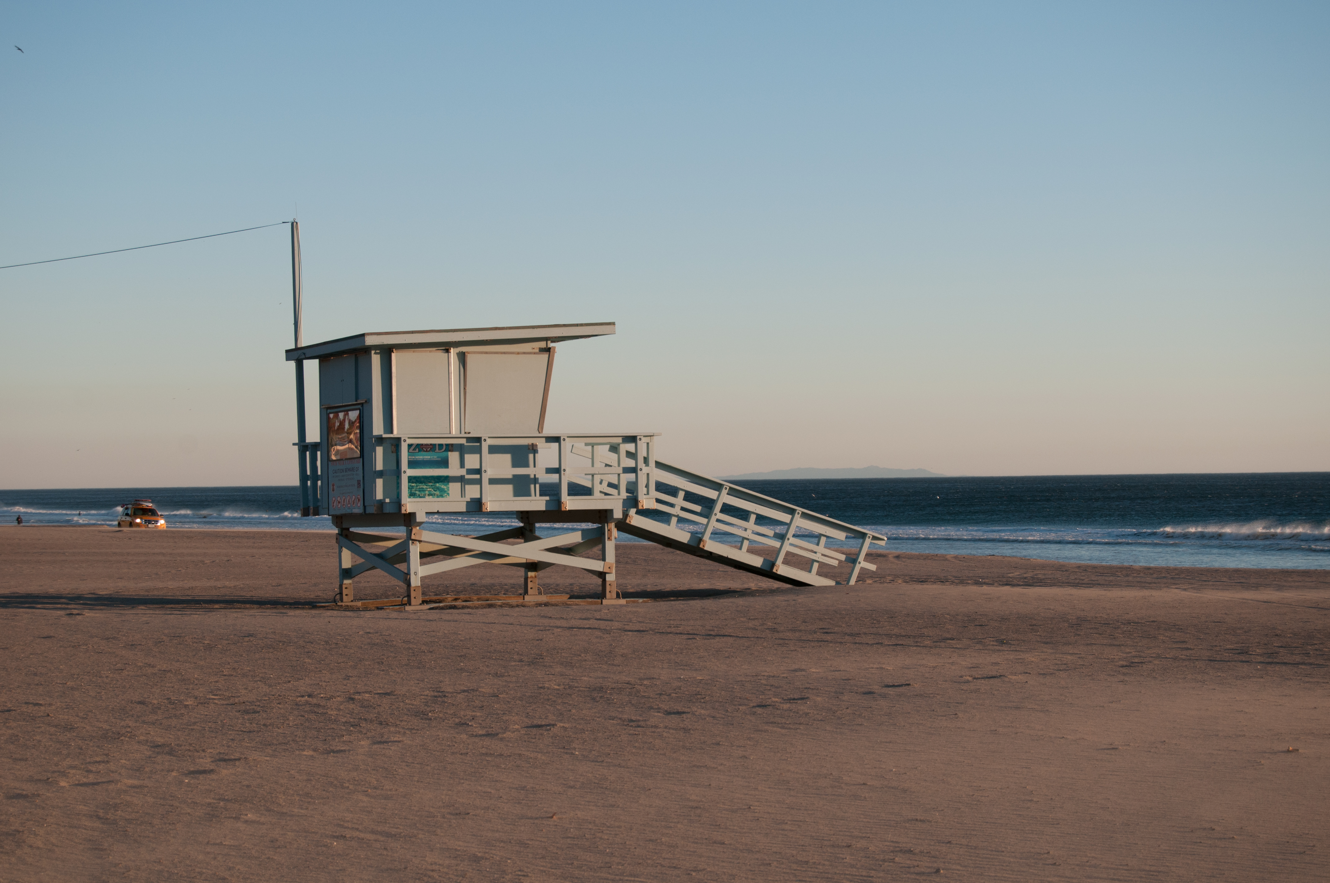 A 28-year-old swimmer died at Zuma beach on Sunday