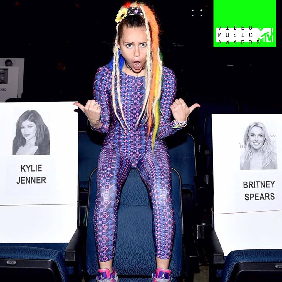 Miley Cyrus was the host of the 2015 MTV Video Music Awards.