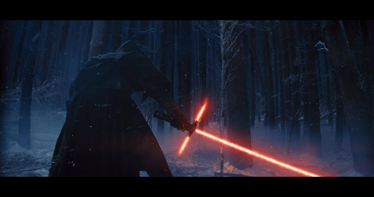 """Star Wars: The Force Awakens"" arrives in theaters on December 18."