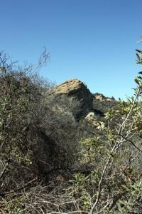 Eagle Rock at Topanga State Park