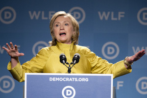 With just a little over a year left before the 2016 election, Hillary Clinton has her schedule full with fundraising events to support her campaign around the country.