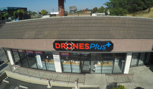 Drones Plus owner Mike Thorpe claims that 15,000 worth of merchandise was stolen from this second heist in two months,