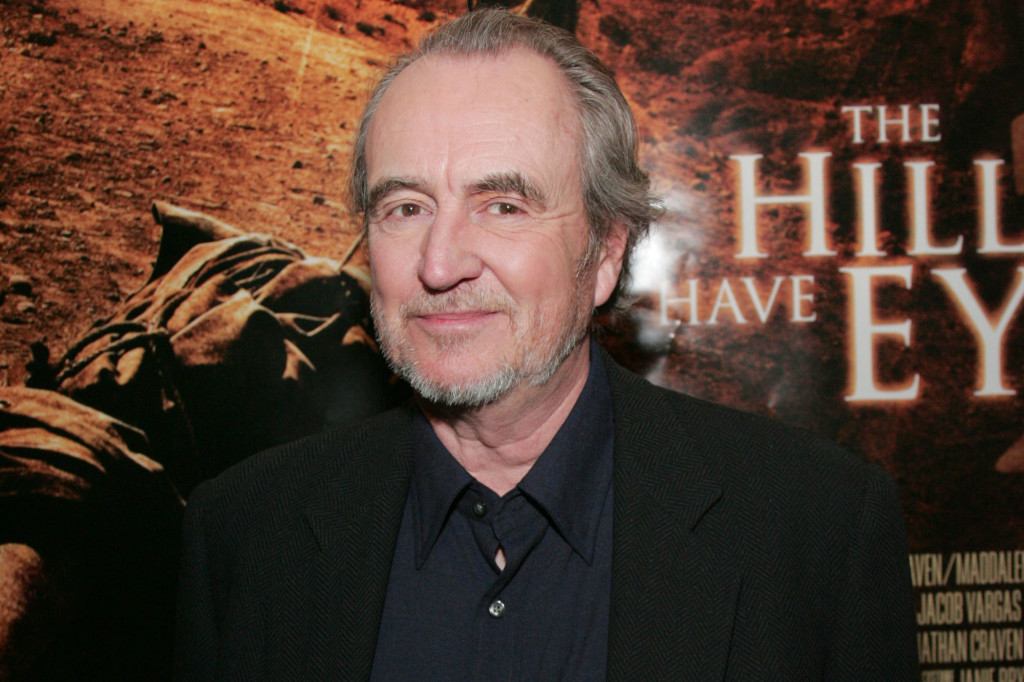Director Wes Craven died on Sunday after a battle with brain cancer at the age of 76.