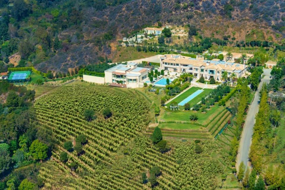 Palazzo Di Amore estate and vineyard