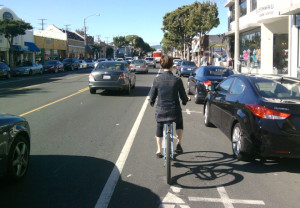 SMPD officers will be on the lookout for drivers and riders alike that violate traffic laws along certain areas of Santa Monica.