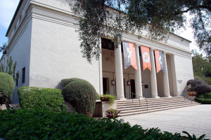 The event will take place at  Occidental College's Thorne Hall.