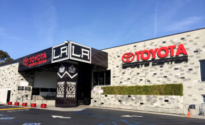 The Toyota Sports Center has been the location of the Kings' summer training camp.