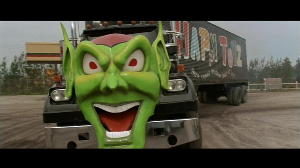 Green Goblin Truck
