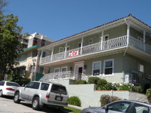 UCLA's Sigma Phi Epsilon house, where the party occurred.