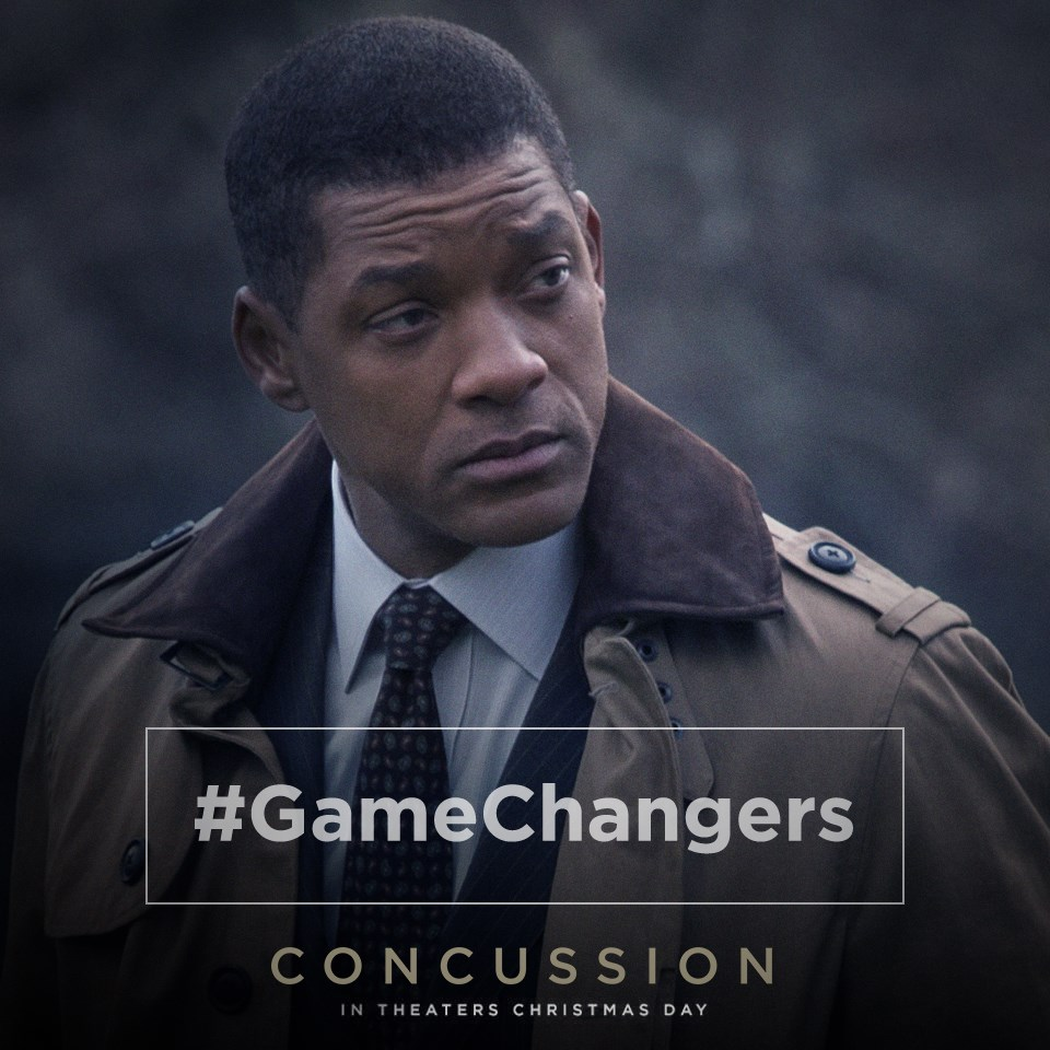 """Will Smith is nominated for his work in the drama """"Concussion."""""""