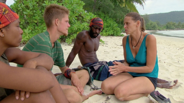 The alliance between Kimmi, Spencer, Tasha and Jeremy shattered.