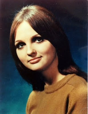 Reet Jurvetson at the age of 18.