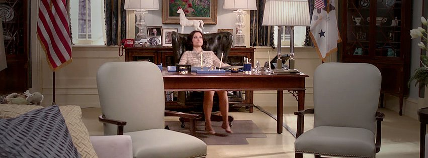 """Julia Louis-Dreyfus picked up the Emmy for Outstanding Lead Actress in a Comedy Series for her work on the HBO hit """"Veep."""""""