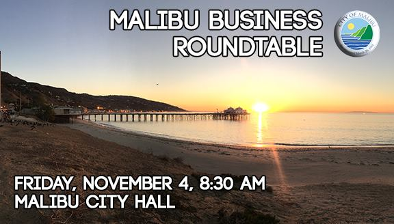 Malibu City and Business Leaders Roundtable