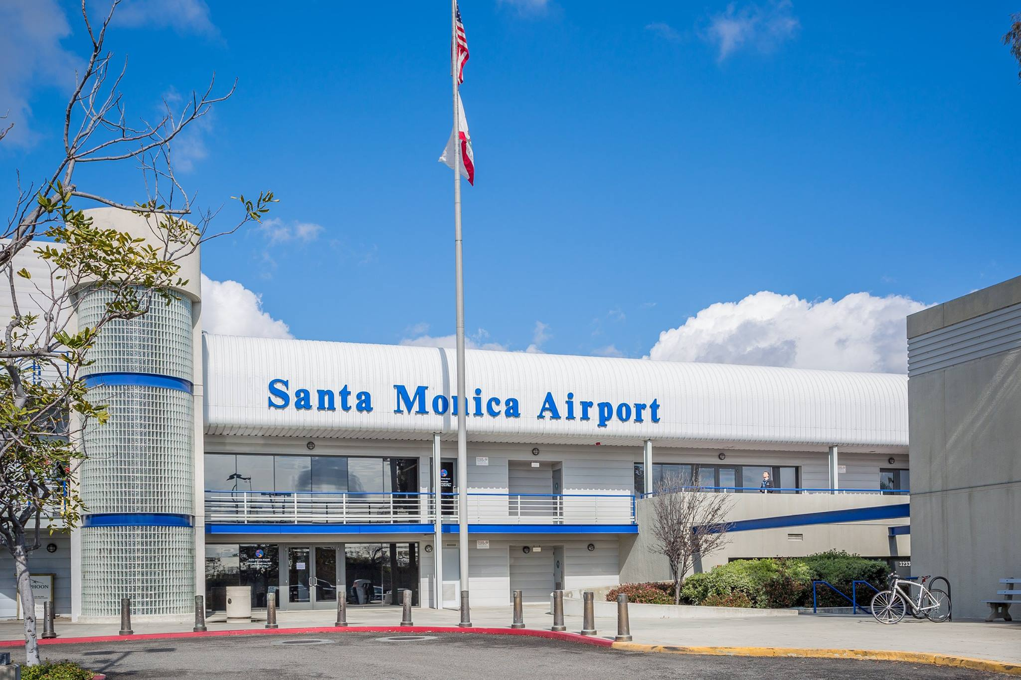 Santa Monica Airport Evictions