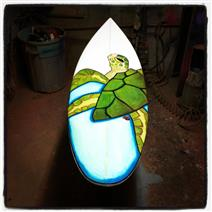 Waste to Waves Polystyrene Collection Recycling Program Surfboards